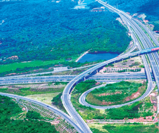 高速直达,里程从零到全省县(市)第一