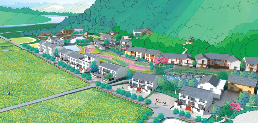 浏阳全域美丽乡村建设规划设计大赛落幕