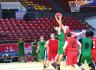2017年浏阳市机关运动会篮球比赛正式拉开帷幕