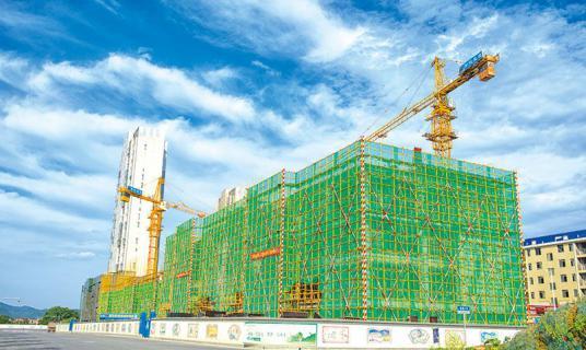 浏阳安置保障房建设快速推进