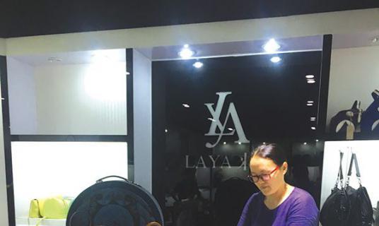 """天下浏商:在中国皮具之都创""""夏布品牌"""""""