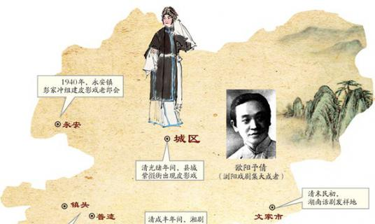 """九百年前诞生的""""浏阳戏""""如今唱出新韵味"""