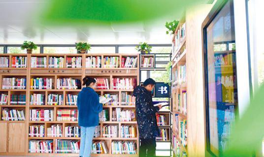 24小时不打烊书房,多一个爱上浏阳的理由