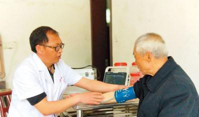 浏阳最美乡村医生,深山坚守已29年