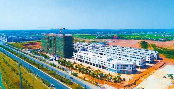 中南爱晚家居材料市场月底有望迎商