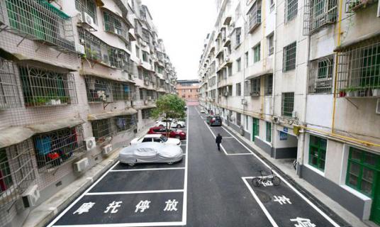 浏阳189个老旧小区完成微改造,好看更好住