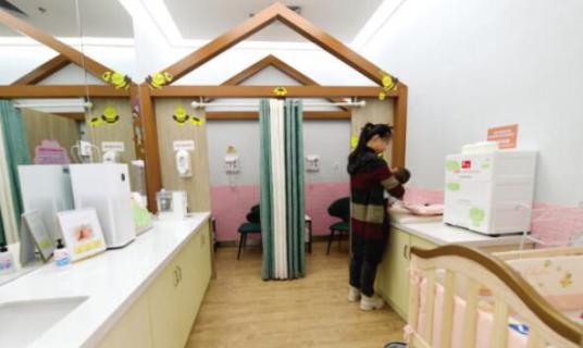 浏阳再添10间标准化母婴室