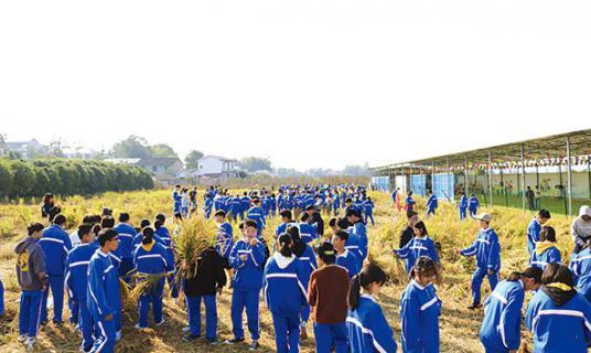 梅田湖国防研学基地今年已接待学生逾8万人