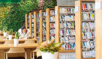 书香四溢——打卡浏阳市新图书馆