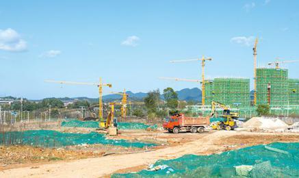 4条城市道路项目同日开工